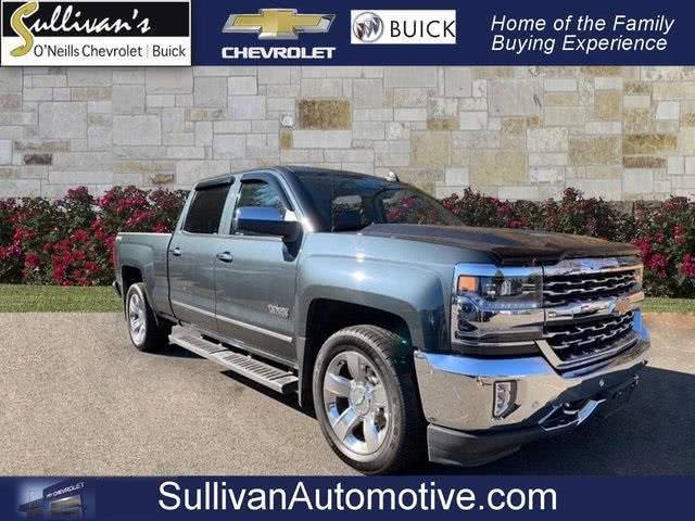 Used Chevrolet Silverado 1500 LTZ 2017 | Sullivan Automotive Group. Avon, Connecticut