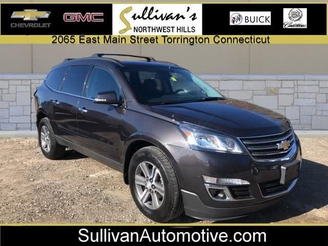 Used Chevrolet Traverse 2LT 2017 | Sullivan Automotive Group. Avon, Connecticut