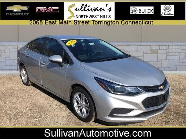 Used Chevrolet Cruze LT 2016 | Sullivan Automotive Group. Avon, Connecticut