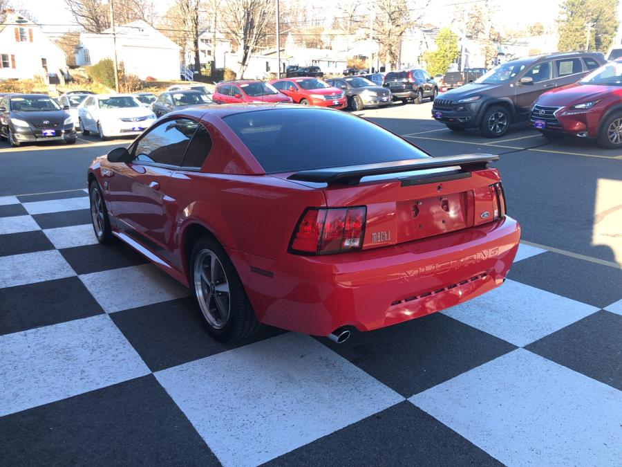Used Ford Mustang 2dr Cpe Premium Mach 1 2004 | National Auto Brokers, Inc.. Waterbury, Connecticut
