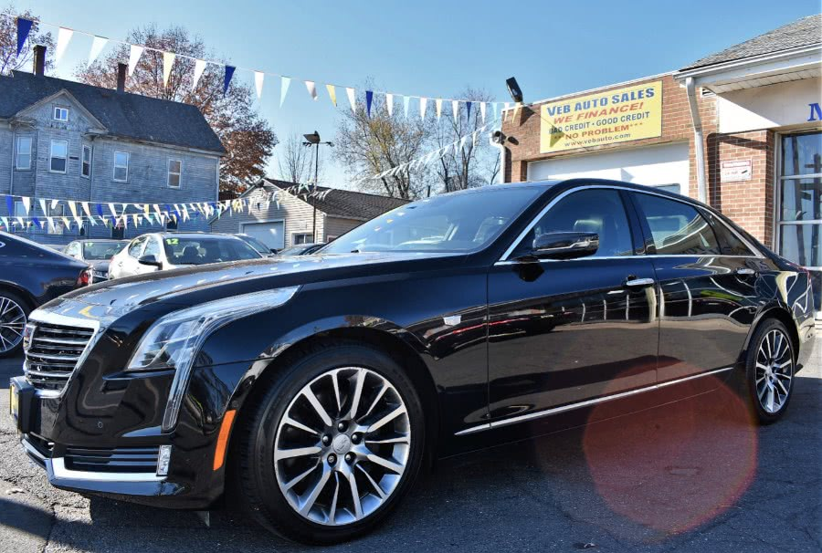 Used 2016 Cadillac CT6 in Hartford, Connecticut | VEB Auto Sales. Hartford, Connecticut