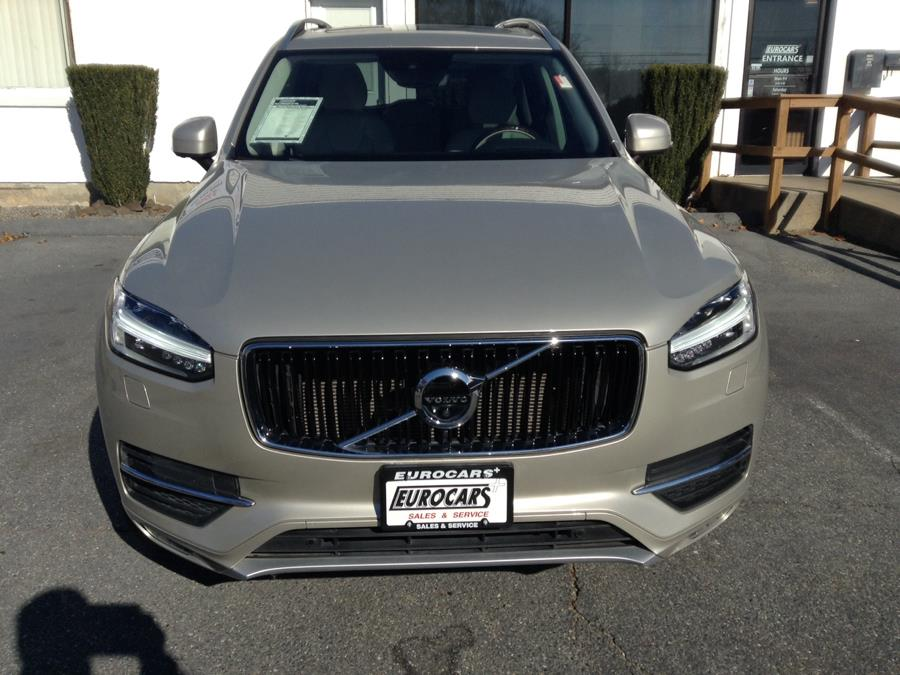 2016 Volvo XC90 AWD 4dr T6 Momentum, available for sale in Groton, Connecticut | Eurocars Plus. Groton, Connecticut