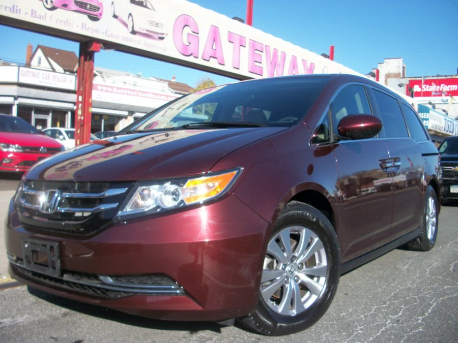Used 2016 Honda Odyssey in Jamaica, New York | Gateway Car Dealer Inc. Jamaica, New York