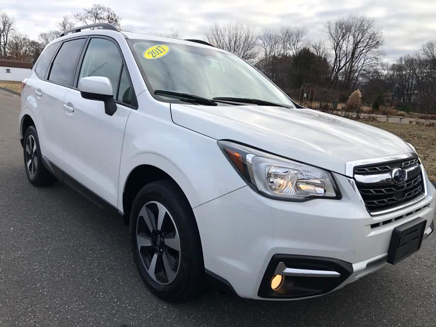 Used Subaru Forester 2.5i Premium CVT 2017 | Malkoon Motors. Agawam, Massachusetts