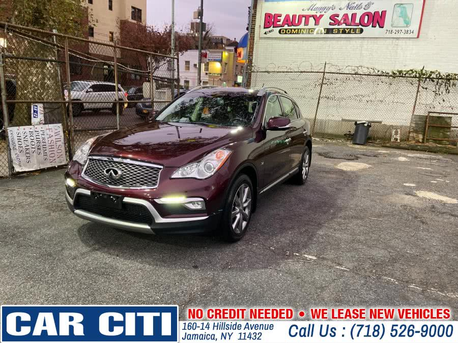 Used 2017 Infiniti QX50 in Brooklyn, New York | E Cars . Brooklyn, New York