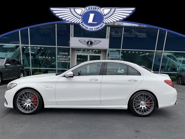 2016 Mercedes-benz C-class AMG C 63 S, available for sale in Cincinnati, Ohio | Luxury Motor Car Company. Cincinnati, Ohio