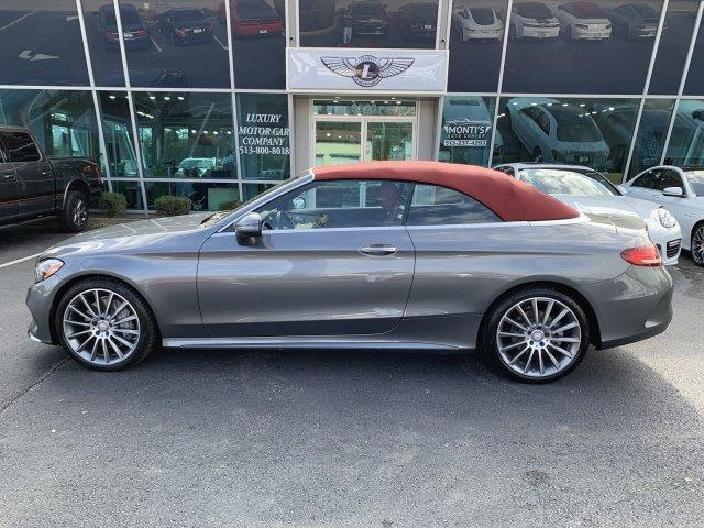 2017 Mercedes-benz C-class C 300, available for sale in Cincinnati, Ohio | Luxury Motor Car Company. Cincinnati, Ohio