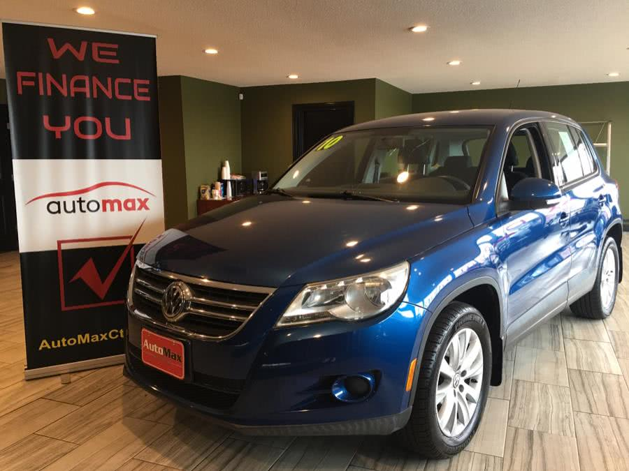 Used 2010 Volkswagen Tiguan in West Hartford, Connecticut | AutoMax. West Hartford, Connecticut