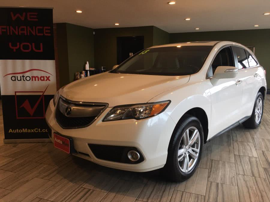 Used 2013 Acura RDX in West Hartford, Connecticut | AutoMax. West Hartford, Connecticut