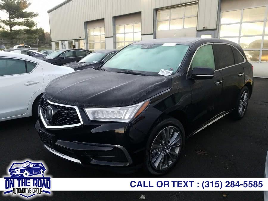 Used Acura MDX SH-AWD w/Technology Pkg 2017 | On The Road Automotive Group Inc. Bronx, New York
