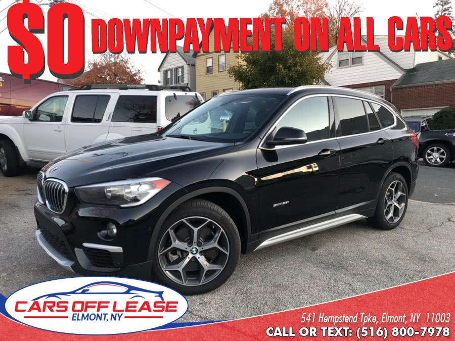 Used BMW X1 sDrive28i Sports Activity Vehicle 2017 | Cars Off Lease . Elmont, New York