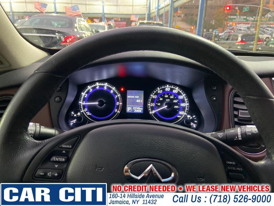 Used Infiniti Qx50  2017 | ID Auto Mall . South Richmond Hill, New York