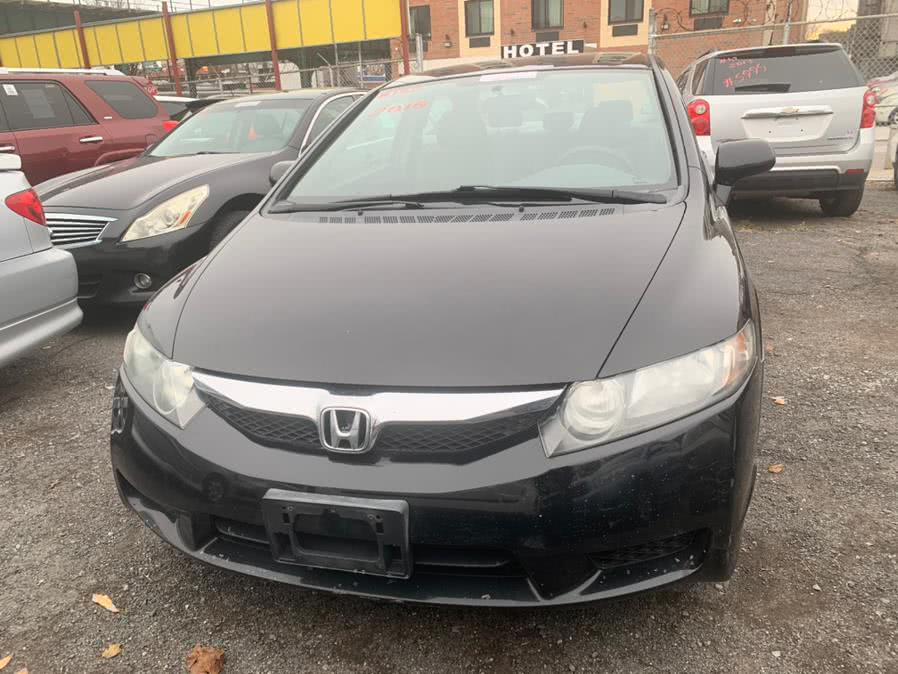 2010 Honda Civic Sdn 4dr Auto LX, available for sale in Brooklyn, New York | Atlantic Used Car Sales. Brooklyn, New York