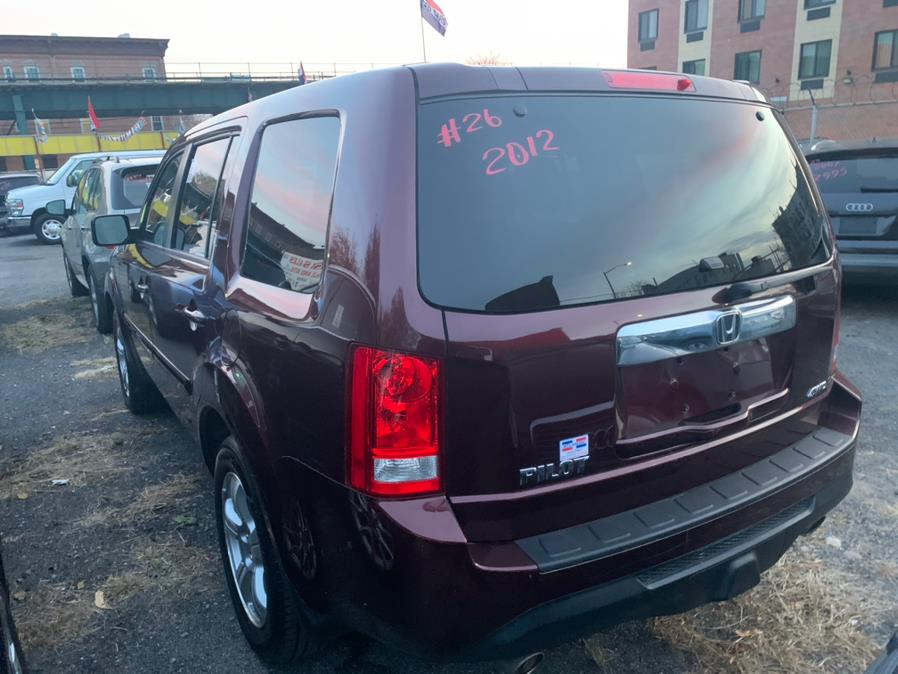 2012 Honda Pilot 4WD 4dr EX-L, available for sale in Brooklyn, New York | Atlantic Used Car Sales. Brooklyn, New York