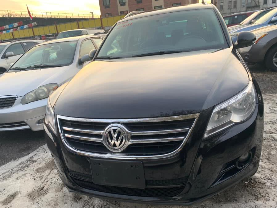 Used 2011 Volkswagen Tiguan in Brooklyn, New York | Atlantic Used Car Sales. Brooklyn, New York