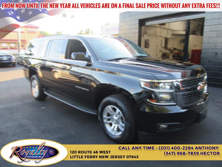 Used Chevrolet Suburban 4WD 4dr LT 2015 | Royalty Auto Sales. Little Ferry, New Jersey