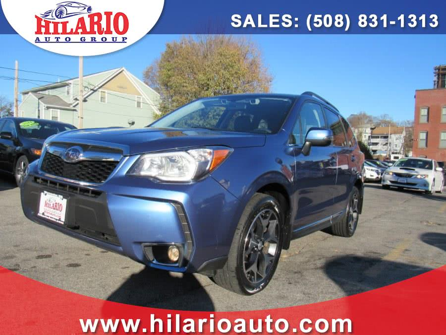 Used 2016 Subaru Forester in Worcester, Massachusetts | Hilario's Auto Sales Inc.. Worcester, Massachusetts