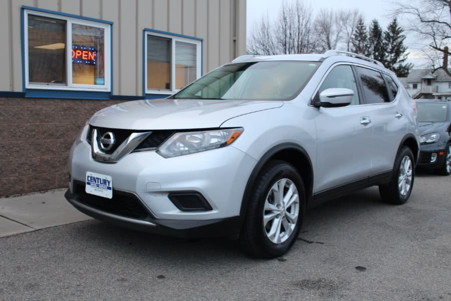 Used 2016 Nissan Rogue in East Windsor, Connecticut | Century Auto And Truck. East Windsor, Connecticut