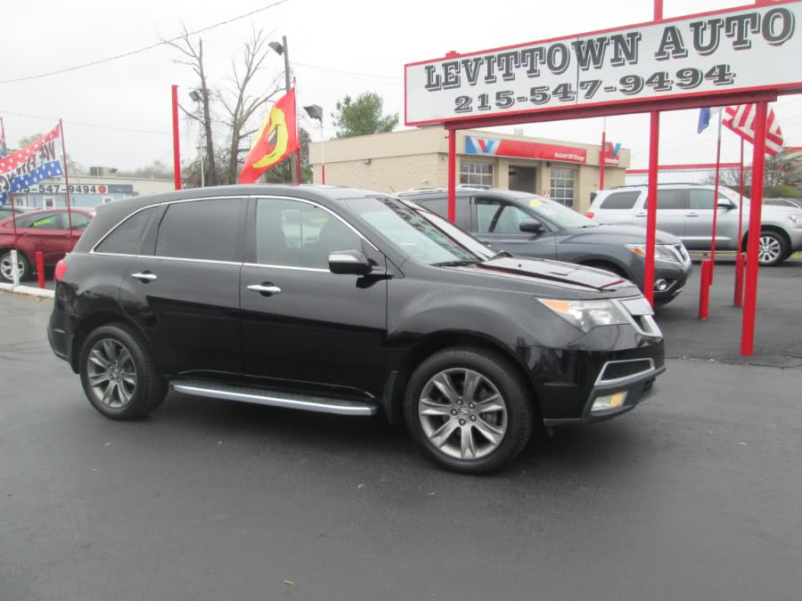 Used 2011 Acura MDX in Levittown, Pennsylvania | Levittown Auto. Levittown, Pennsylvania