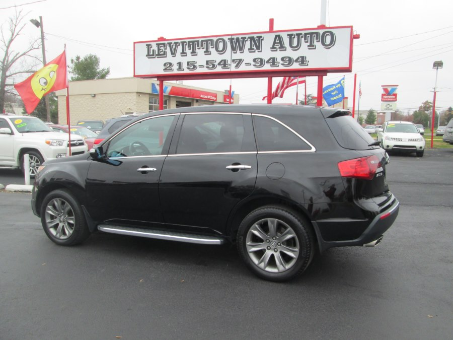 2011 Acura MDX AWD 4dr Advance Pkg, available for sale in Levittown, Pennsylvania | Levittown Auto. Levittown, Pennsylvania