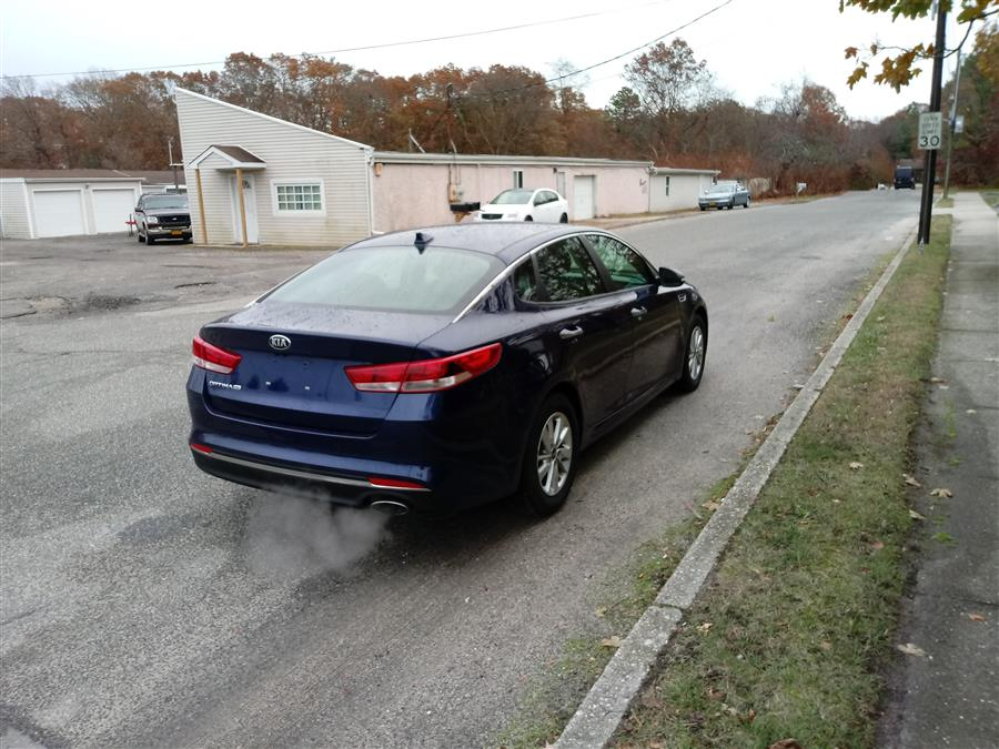 2018 Kia Optima LX Auto, available for sale in Shirley, New York | Roe Motors Ltd. Shirley, New York