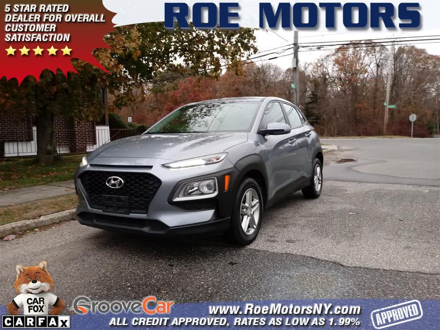 Used 2019 Hyundai Kona in Shirley, New York | Roe Motors Ltd. Shirley, New York