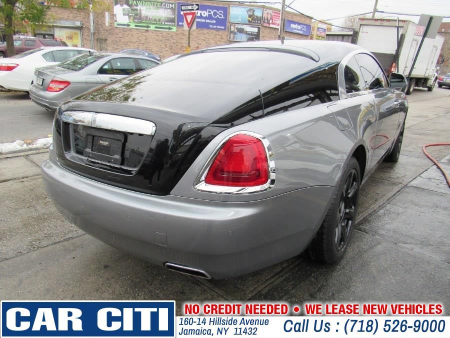 Used Rolls-Royce Wraith 2dr Coupe 2014 | E Cars . Brooklyn, New York