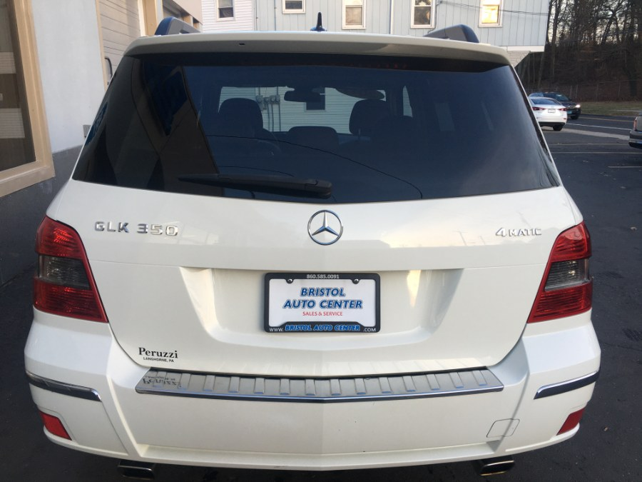 2011 Mercedes-Benz GLK-Class 4MATIC 4dr GLK350, available for sale in Bristol, Connecticut | Bristol Auto Center LLC. Bristol, Connecticut