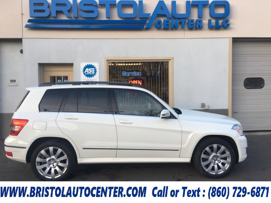 Used 2011 Mercedes-Benz GLK-Class in Bristol, Connecticut | Bristol Auto Center LLC. Bristol, Connecticut