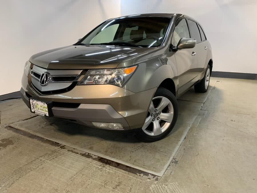 Used 2009 Acura MDX in Hillside, New Jersey | M Sport Motor Car. Hillside, New Jersey