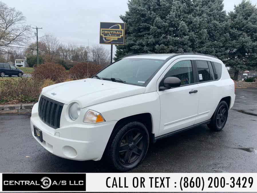 Used Jeep Compass 4WD 4dr Sport 2009 | Central A/S LLC. East Windsor, Connecticut