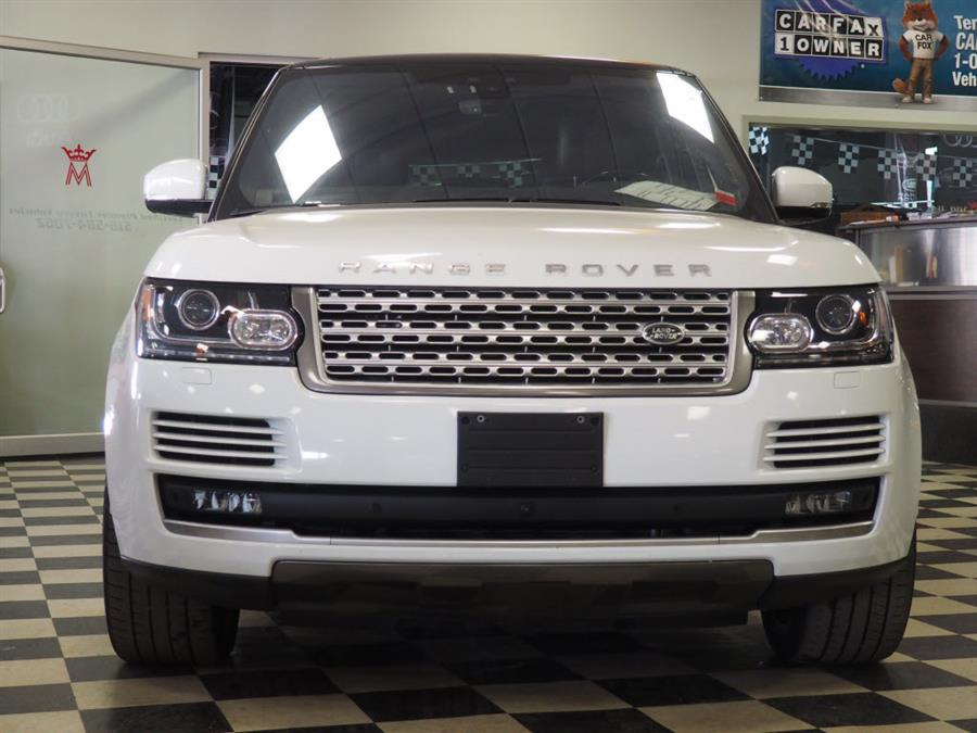 Used Land Rover Range Rover V8 Supercharged SWB 2017 | Northshore Motors. Syosset , New York