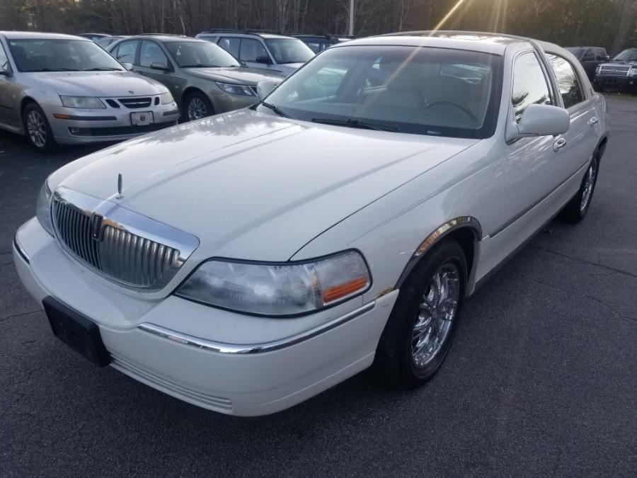 Used 2004 Lincoln Town Car in Auburn, New Hampshire | ODA Auto Precision LLC. Auburn, New Hampshire