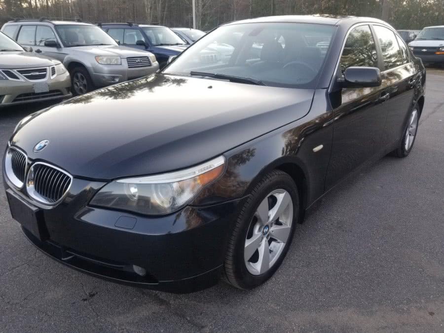 Used 2007 BMW 5 Series in Auburn, New Hampshire | ODA Auto Precision LLC. Auburn, New Hampshire