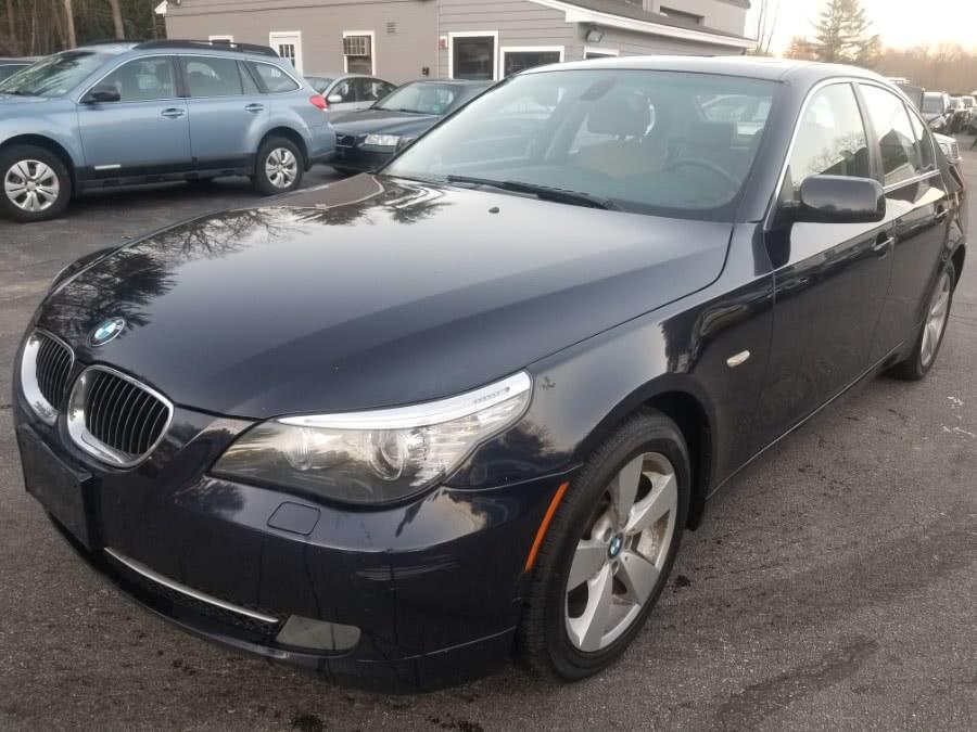 Used 2008 BMW 5 Series in Auburn, New Hampshire | ODA Auto Precision LLC. Auburn, New Hampshire