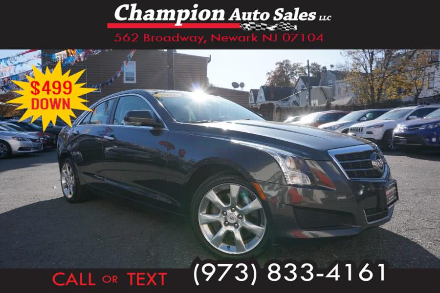 Used 2014 Cadillac ATS in Newark , New Jersey | Champion Used Auto Sales 2. Newark , New Jersey