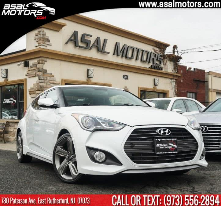 Used Hyundai Veloster 3dr Cpe Man Turbo w/Black Int 2013 | Asal Motors. East Rutherford, New Jersey