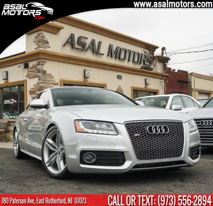 Used Audi S5 2dr Cpe Man 2008 | Asal Motors. East Rutherford, New Jersey