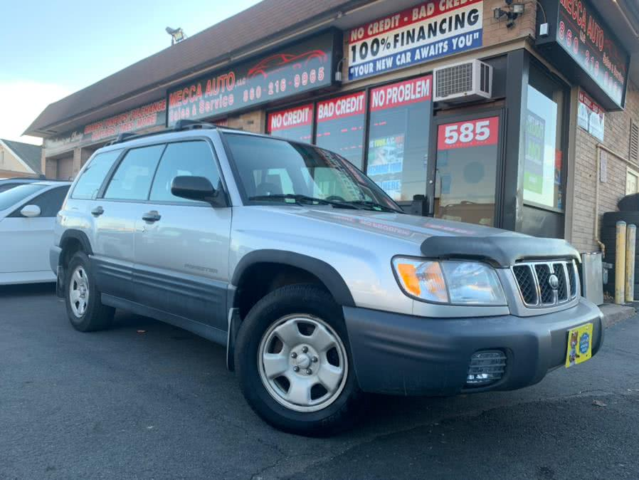 Used 2001 Subaru Forester in Hartford, Connecticut | Mecca Auto LLC. Hartford, Connecticut
