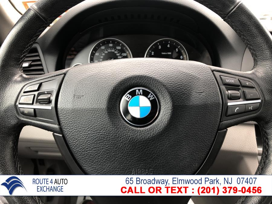 Used BMW 5 Series 4dr Sdn 535i xDrive AWD 2011   Route 4 Auto Exchange. Elmwood Park, New Jersey