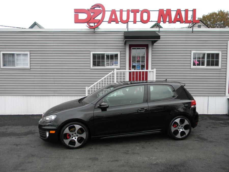 Used 2012 Volkswagen GTI in Paterson, New Jersey | DZ Automall. Paterson, New Jersey