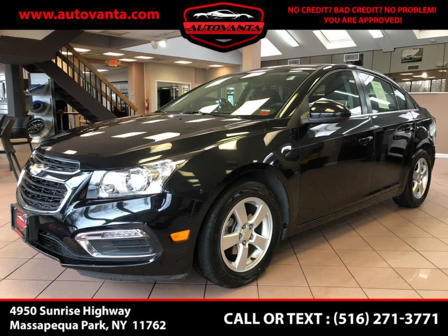 Used 2016 Chevrolet Cruze Limited in Massapequa Park, New York | Autovanta. Massapequa Park, New York