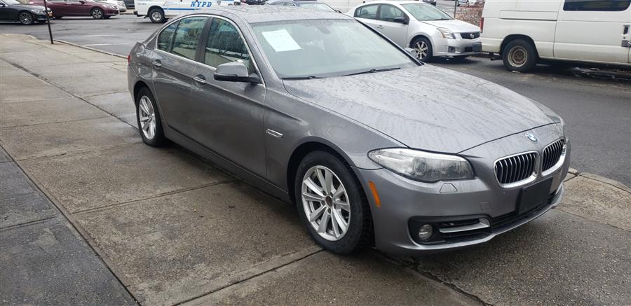2015 BMW 5 Series 4dr Sdn 528i xDrive AWD, available for sale in South Richmond Hill, New York | ID Auto Mall . South Richmond Hill, New York