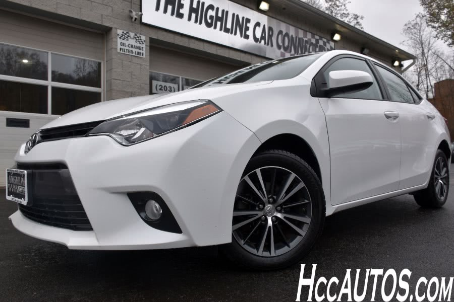 Used 2016 Toyota Corolla in Waterbury, Connecticut | Highline Car Connection. Waterbury, Connecticut