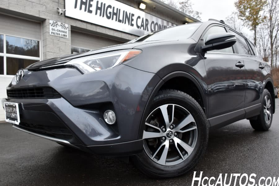 Used 2016 Toyota RAV4 in Waterbury, Connecticut | Highline Car Connection. Waterbury, Connecticut