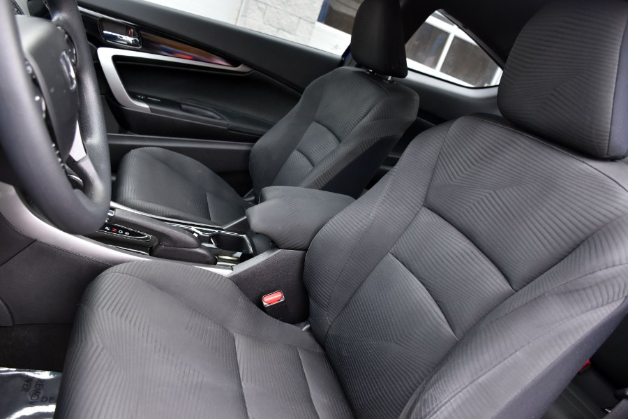 2016 Honda Accord Coupe 2dr I4 LX-S, available for sale in Waterbury, Connecticut | Highline Car Connection. Waterbury, Connecticut