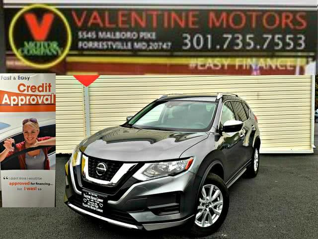 Used 2019 Nissan Rogue in Forestville, Maryland | Valentine Motor Company. Forestville, Maryland