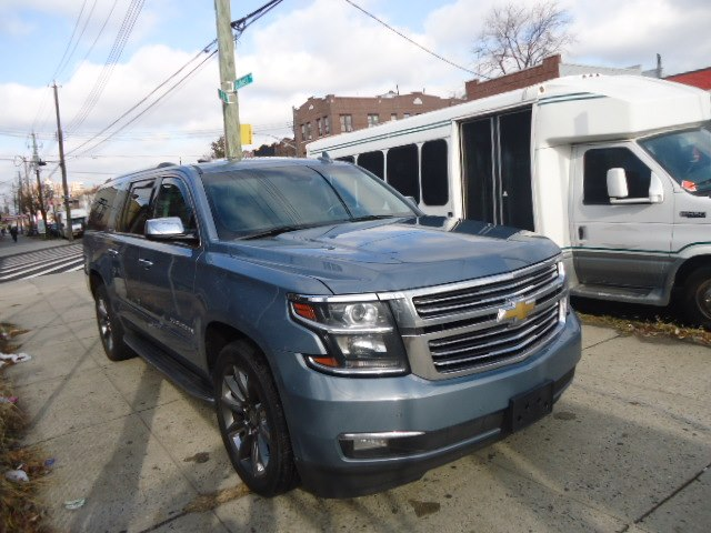 2016 Chevrolet Suburban 4WD 4dr 1500 LTZ, available for sale in Brooklyn, New York   Top Line Auto Inc.. Brooklyn, New York