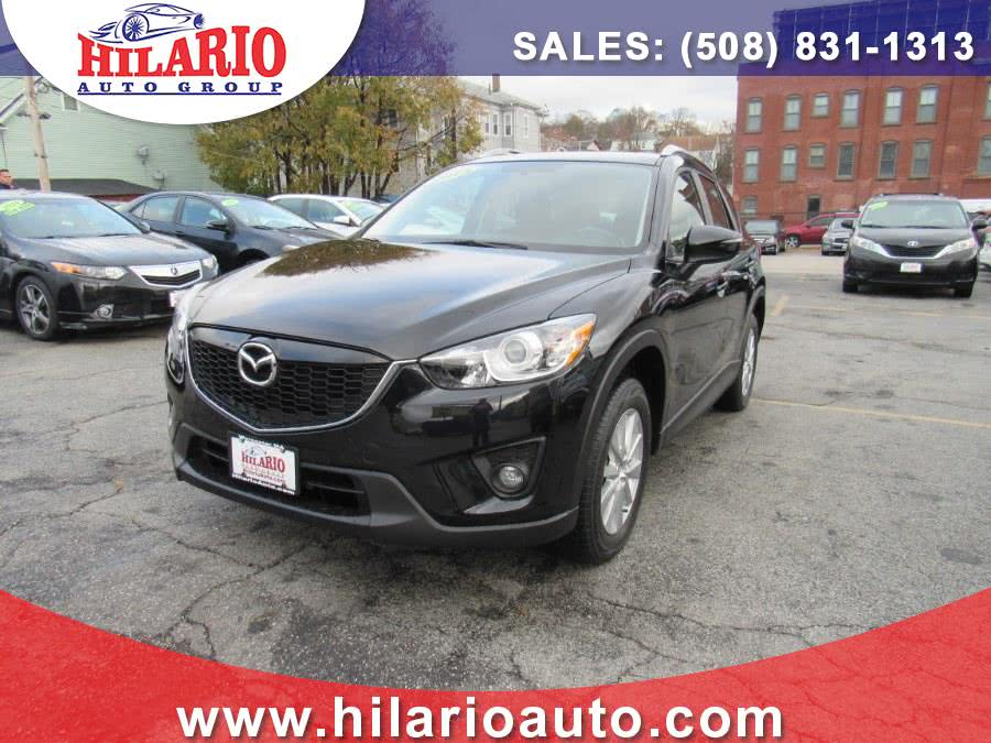 Used 2015 Mazda CX-5 in Worcester, Massachusetts | Hilario's Auto Sales Inc.. Worcester, Massachusetts