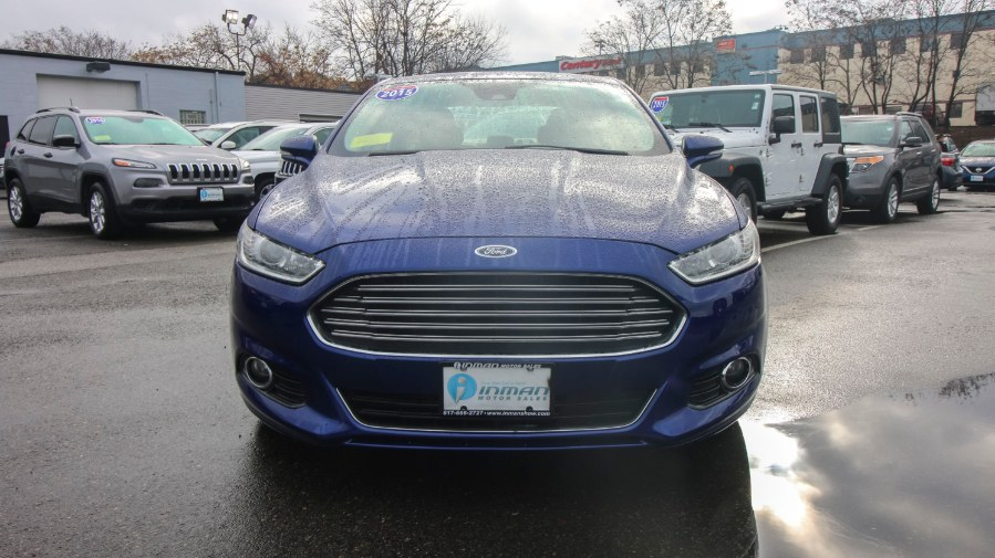 Used Ford Fusion 4dr Sdn SE Hybrid FWD 2015 | Inman Motors Sales. Medford, Massachusetts